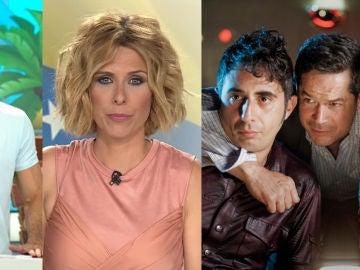 Antena 3, líder de la Sobremesa y el Prime Time