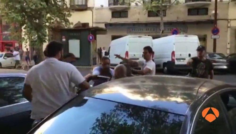 Cinco detenidos tras una pelea en Sevilla motivada por una presunta estafa