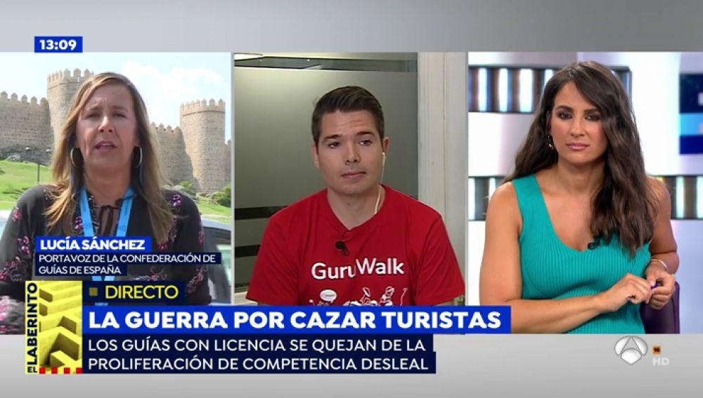 """Portavoz de los Guías de España: """"Hace falta regulación en la competencia desleal"""""""