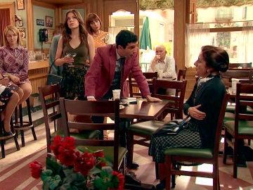 Ignacio planta cara a su madre para defender su amor con María