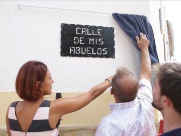 La 'Calle de los Abuelos' en Laguna del Marquesado