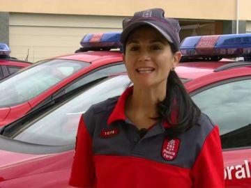 Denuncian a una camionera que amamantaba a su bebé mientras conducía en Tudela