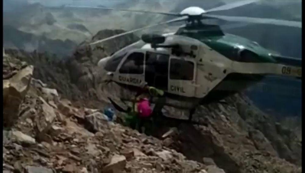 Fallece una montañera de Madrid al caer por la ladera de un pico en Panticosa (Huesca)