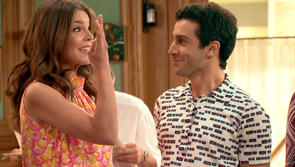 María e Ignacio hacen público su enlace
