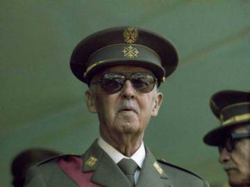 Francisco Franco en una imagen de archivo