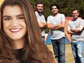 El curioso hilo de unión de Amaia Romero con los mayores ganadores de '¡Boom!'