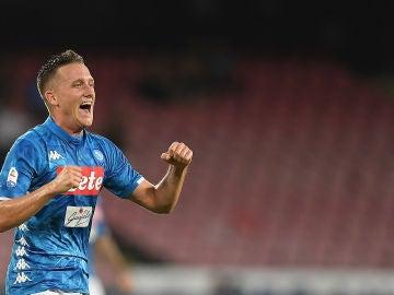 Increíble remontada del Nápoles en la Serie A