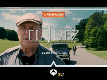 Antena 3 emite 'El juez' con Robert Duvall