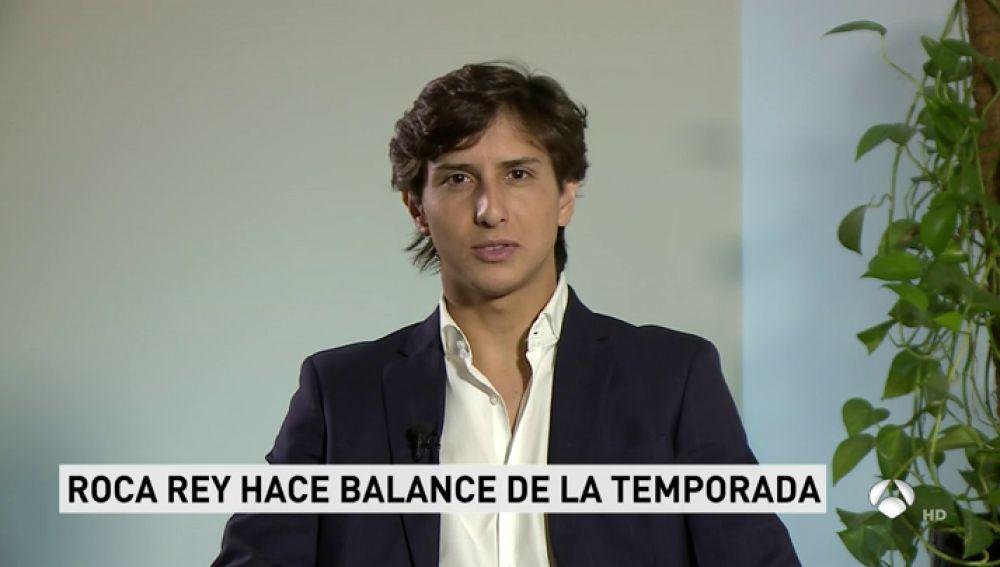 """El torero Andrés Roca Rey: """"Tengo mucho respeto a la Casa Real y es importante su apoyo a la tauromaquia"""""""