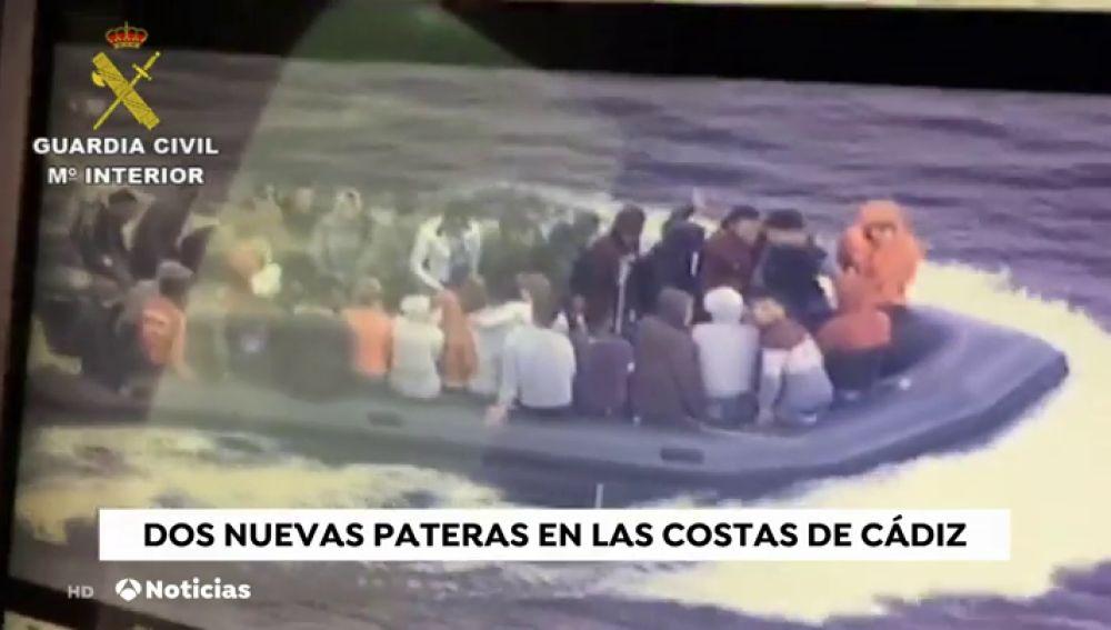 Rescatan a más de 300 inmigrantes en las costas españolas