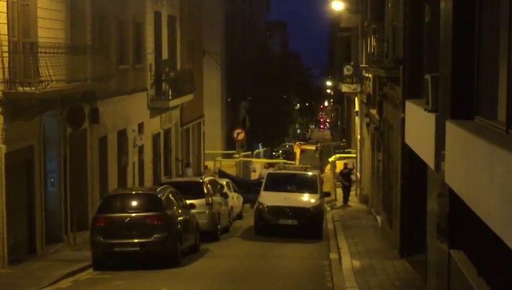 Detienen a un hombre de 32 años acusado de matar a su madre arrojándola al vacío desde un piso