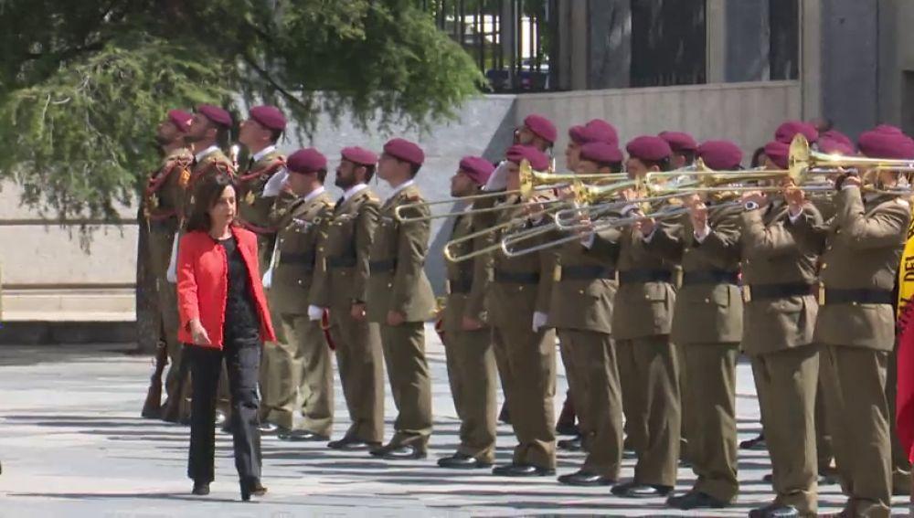 Militares del Ejército español