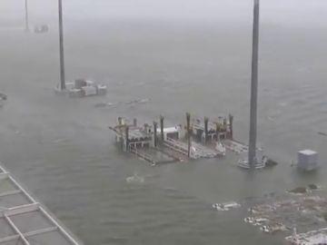 Al menos seis muertos por el tifón 'Jebi' en Japón