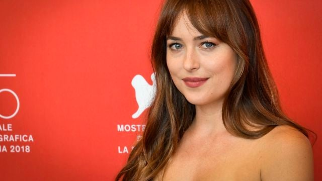 Dakota Johnson en el Festival de Venecia