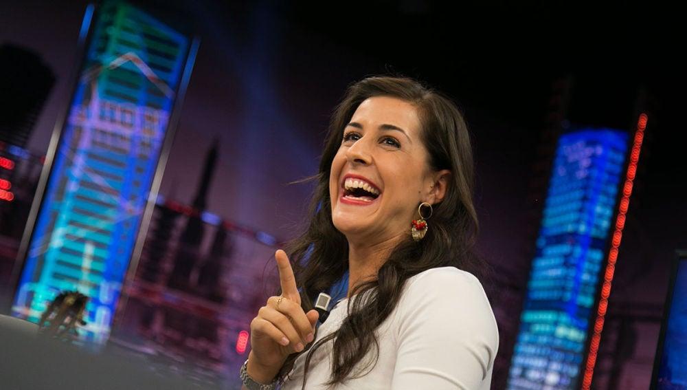 'El Hormiguero 3.0' muestra los vídeos de Carolina Marín en acción