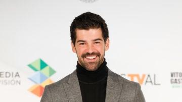 Miguel Ángel Muñoz en el Festival de Televisión de Vitoria