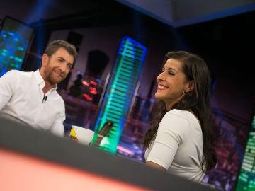 Carolina Marín se sincera en 'El Hormiguero 3.0' y habla de sus miedos en la pista