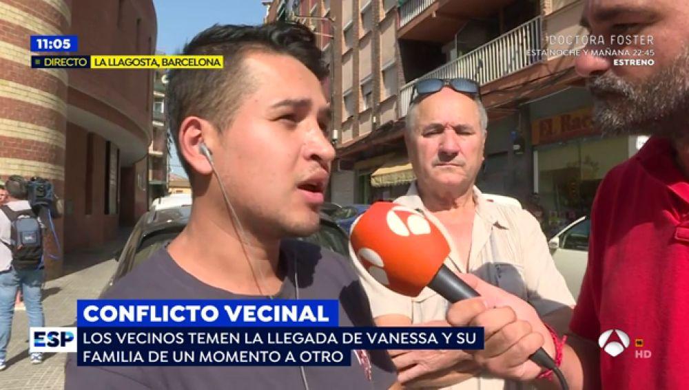 """Amenazas de una familia 'okupa' en La Llagosta: """"Conozco a tu mujer, voy a ir a su trabajo y la voy a matar"""""""