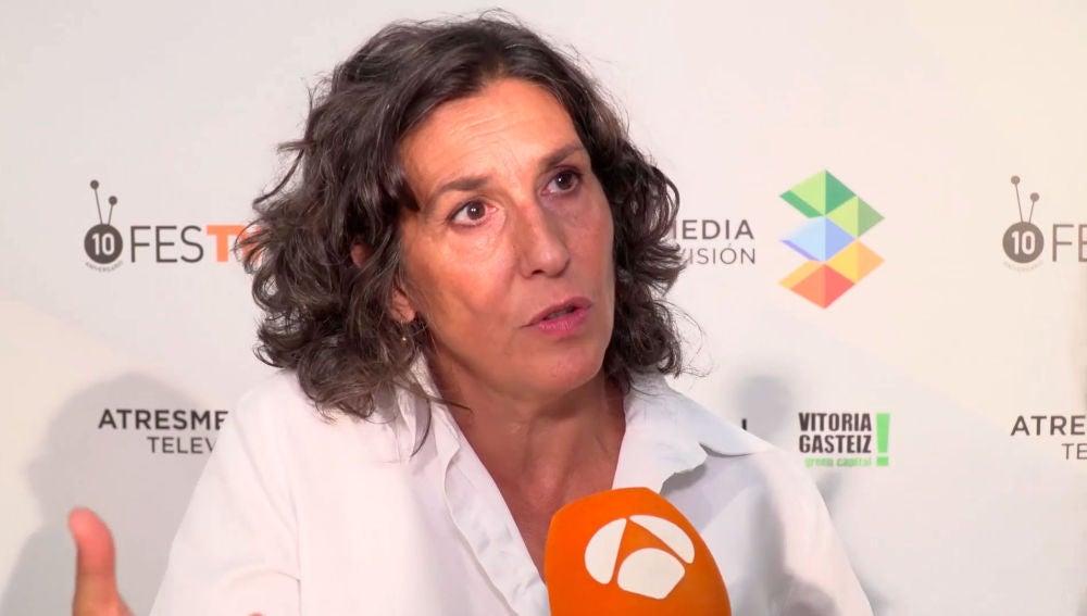 """Elvira Mínguez: """"Entraremos en las casas y el corazón del espectador"""""""