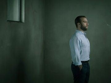 Carlos Serrano es Iñaki en 'Presunto Culpable'