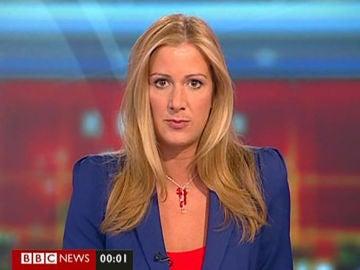 Rachael Bland, presentadora de la BBC