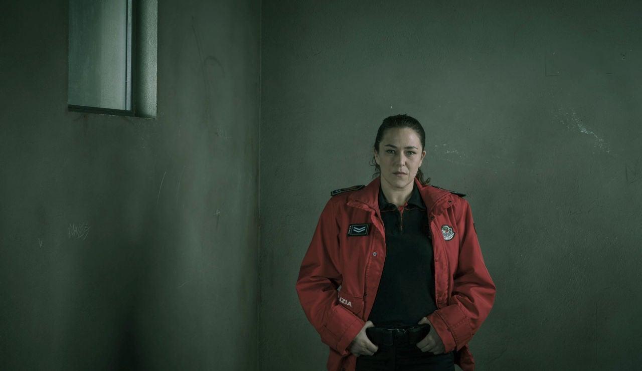 Teresa Hurtado es Susana en 'Presunto Culpable'