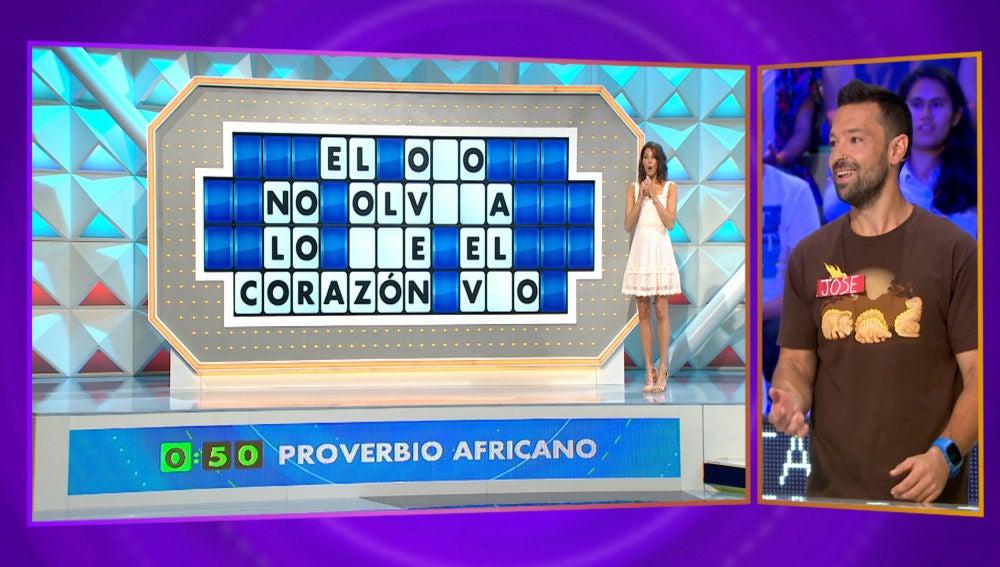 """Dos concursantes pronuncian mal la palabra """"corazón"""" y regalan 300 euros a su rival"""
