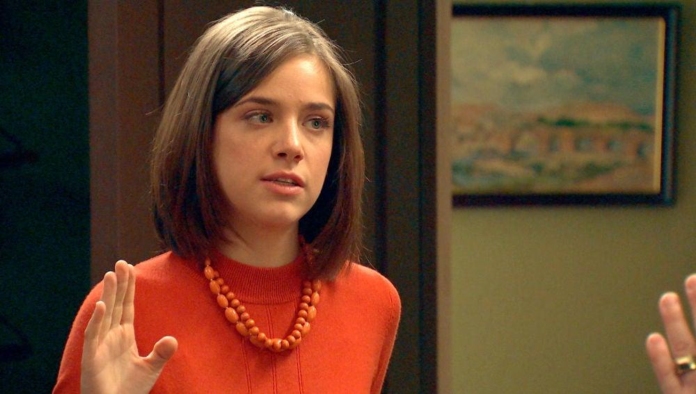"""Laura se enfrenta a su padre: """"Eres un miserable"""""""