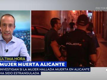 Investigan la muerte de una mujer estrangulada en el centro de estética donde trabajaba en Alicante