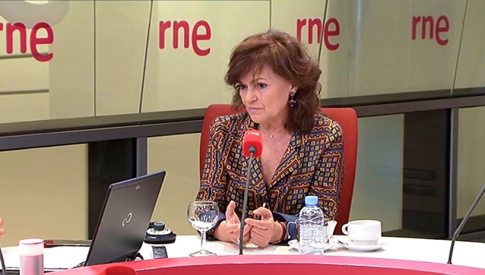 """Calvo señala que no es tiempo de """"bravatas"""" sino de agotar vías de diálogo"""