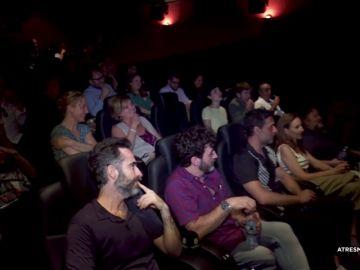 Nos colamos en el pase de 'El Reino': Así han reaccionado Antonio de la Torre, Nacho Fresneda o Ana Wagener al ver la película por primera vez