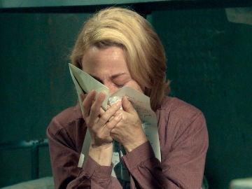 """Matilde: """"Esta carta me da alas para salir de esta celda"""""""
