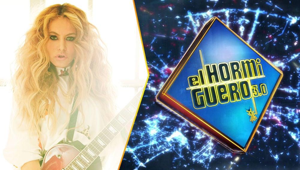 ¿Quieres venir a ver a Paulina Rubio en 'El Hormiguero 3.0'?