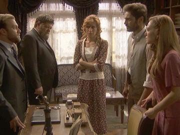 ¿Conseguirá Fernando aliarse con sus enemigos para salvar a Francisca y Raimundo?