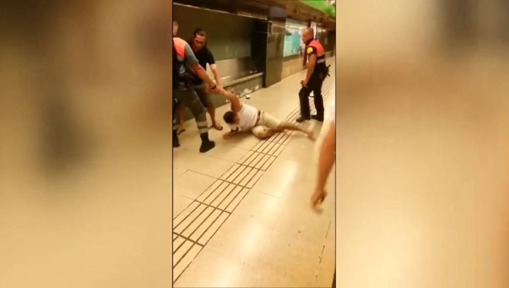Los vigilantes denuncian inseguridad en las estaciones