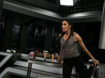 Pilar Rubio deja sin palabras a Melendi en 'El Hormiguero 3.0' con 'El hachazo'