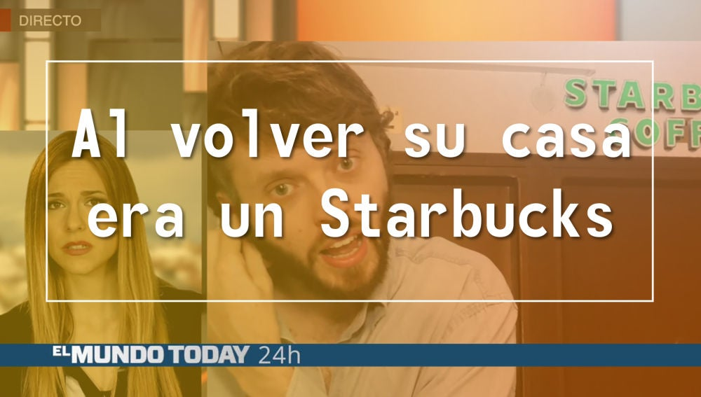El Mundo Today Starbucks