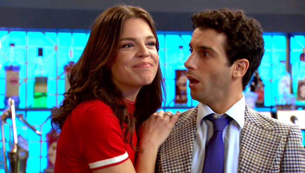 María e Ignacio adelantan su boda, ¡una semana!
