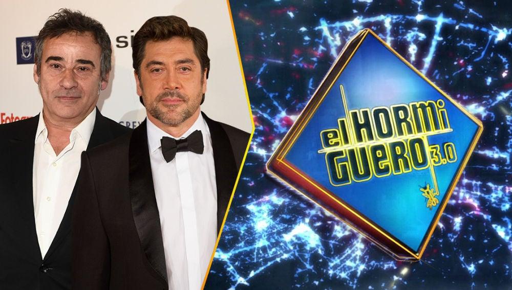 El martes, Javier Bardem y Eduard Fernández, dos de los actores españoles más prestigiosos, estarán en 'El Hormiguero 3.0'