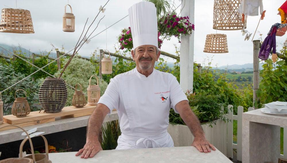 Estreno de la nueva temporada de 'Karlos Arguiñano en tu cocina'