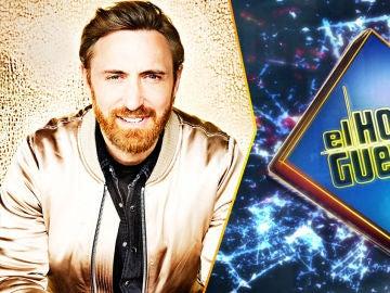 El próximo miércoles el plató de 'El Hormiguero 3.0' se moverá al ritmo de David Guetta