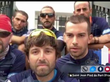 Ciclistas españoles irán desde París a Valencia para recaudar fondos contra el cáncer infantil
