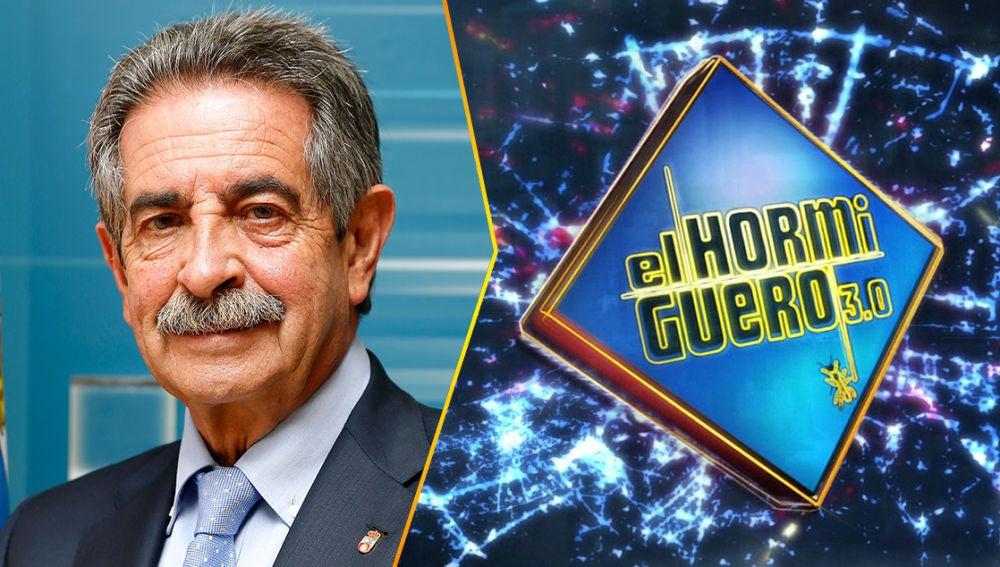 Miguel Ángel Revilla repasará el próximo lunes, en 'El Hormiguero 3.0', la intensa actualidad política nacional