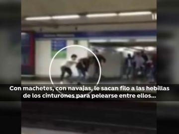 Los vigilantes de Metro y Renfe denuncian inseguridad en las estaciones
