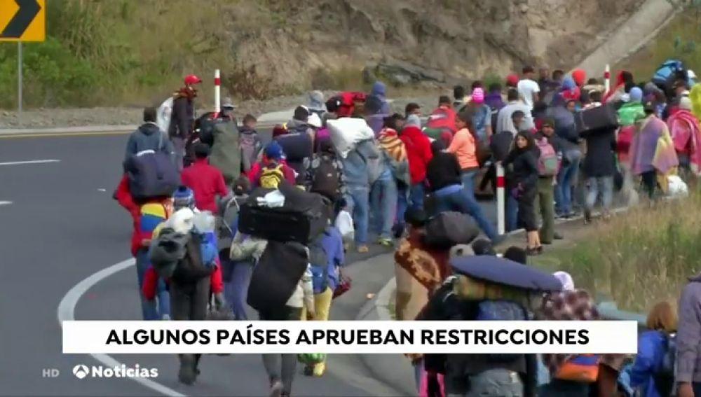 """Maduro, sobre los venezolanos emigrantes: """"Más del 90% están arrepentidos"""""""
