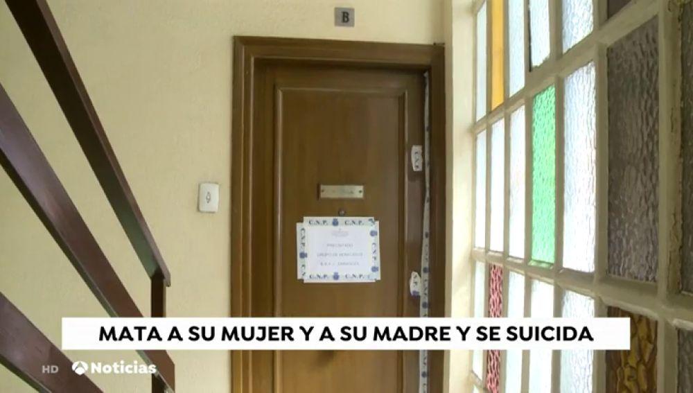 REEMPLAZO | Un hombre mata a su mujer en Zaragoza y se suicida tras cometer el crimen