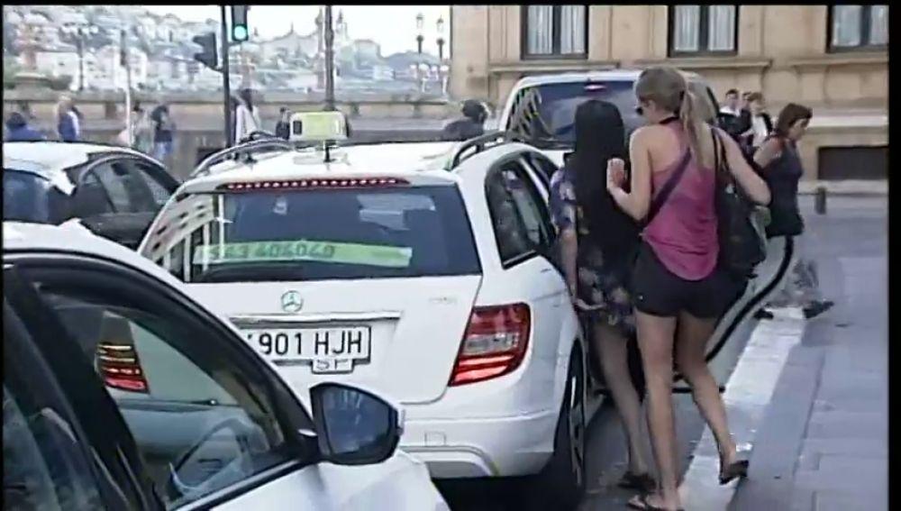Vigo tendrá una parada de taxis antiacoso para mujeres