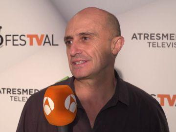 Pepe Viyuela, protagonista de 'Matadero'