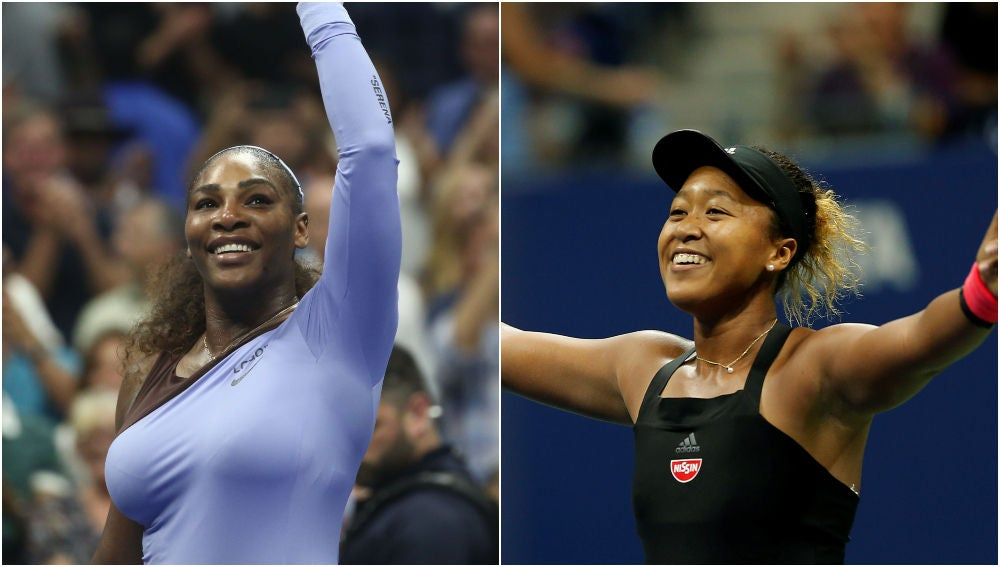 Serena Williams - Naomi Osaka, final del cuadro femenino del US Open