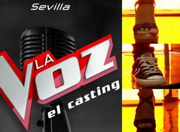Grandes voces hacen vibrar Sevilla en el primer casting presencial de 'La Voz'